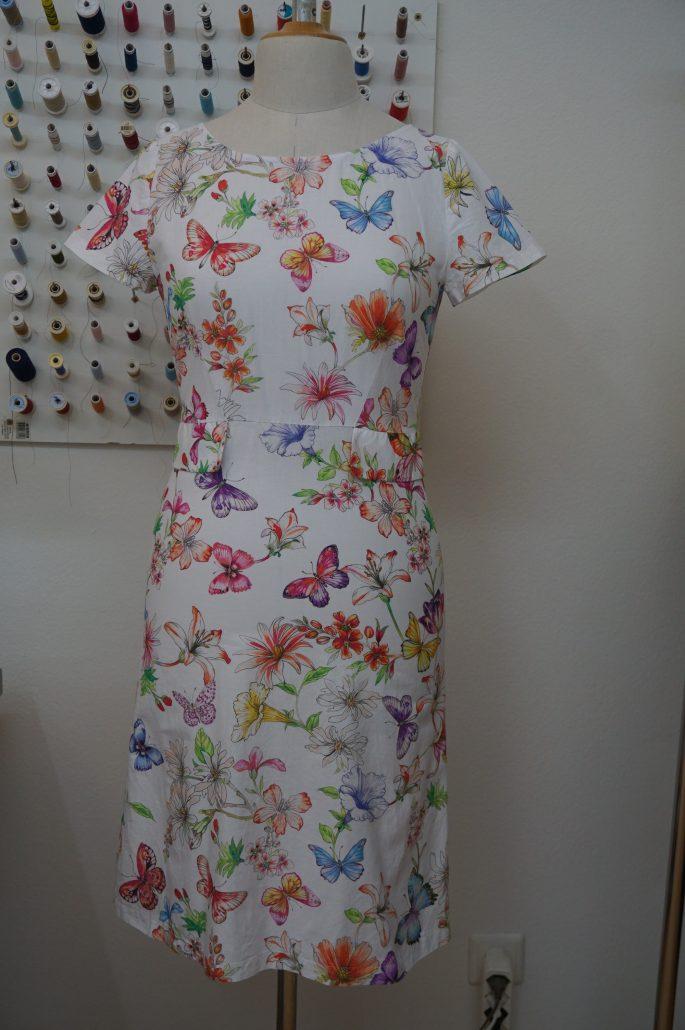 Zürich Schneiderei Sommerkleid